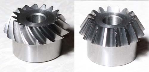 Цилиндрические зубчатые колеса.